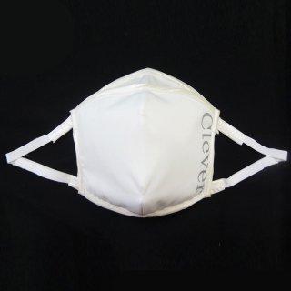 Cleverマスク 商標登録出願済 再利用可能タイプ マスクカバー付き カロリー消費を促すフィルター交換用10枚入り
