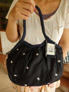 GBK-040-BK 刺繍(黒)ミニグラニー
