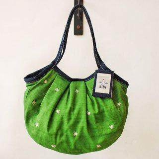 GBK-040-GR 刺繍(グリーン)ミニグラニー