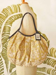 珊瑚(ハニーイエロー)裾柄あり 定番サイズ