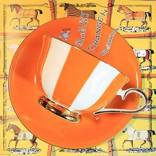転写紙 『Orange H/オランジュ エイチ (オレンジ単色)』 A3