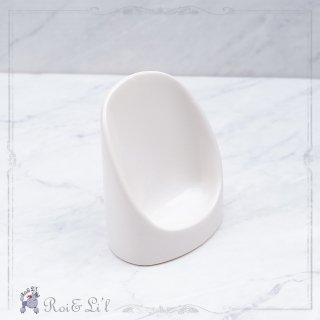 白磁 『スマホ&リモコンスタンド』