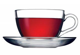 ガラス 『ロワ カップ&ソーサ—』