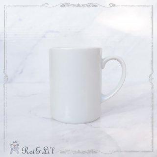 白磁『ロングマグカップ』