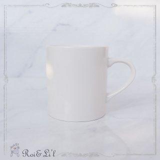 白磁 『ビッグマグカップ』