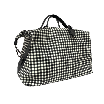 TRAVER BOSTON Gingham
