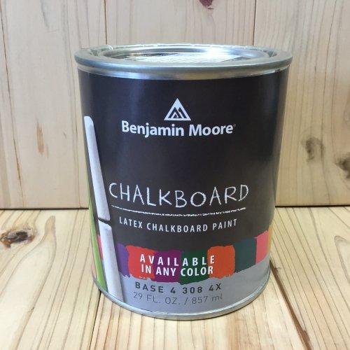 チョークボードペイント ベンジャミンムーアペイント Benjamin Moore Paints Chalkboard 0.9L