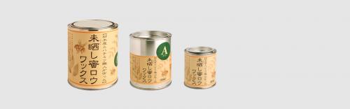 蜜蝋ワックス 300ml1缶