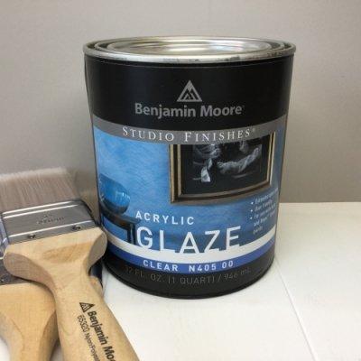 ベンジャミンムーア グレイズ Benjamin Moore GLAZE 3.8リットル