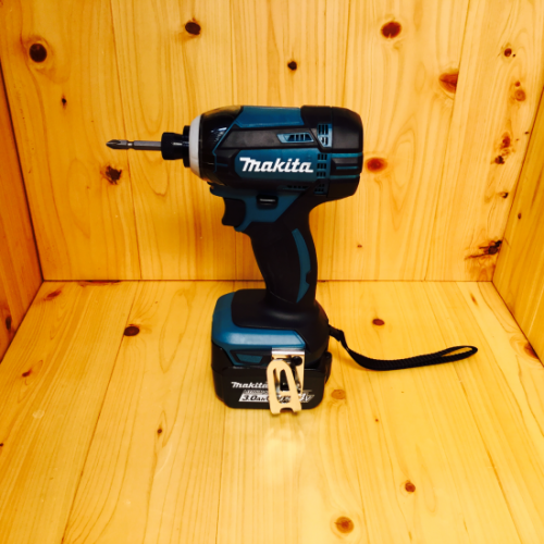 【makita】マキタ『充電式インパクトドライバ』TD138DRFX