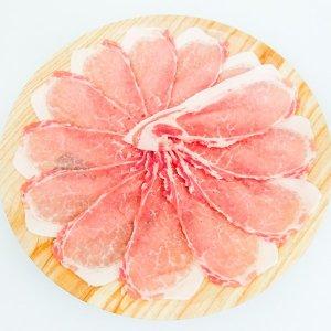 【桜島美湯豚】ロース(薄切り・生姜焼き・焼肉・ステーキ)100g