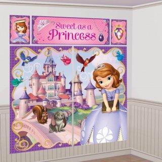ウォールデコレーション ソフィア<br>【Disney Sofia】