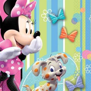ペーパーナプキンS ミニー<br>【Disney Minnie】