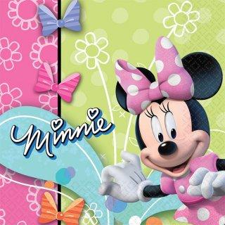 ペーパーナプキンM ミニー<br>【Disney Minnie】