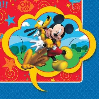 ペーパーナプキンS ミッキー<br>【Disney Mickey】