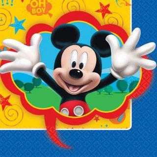 ペーパーナプキンM ミッキー<br>【Disney Mickey】
