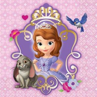 ペーパーナプキンS ソフィア<br>【Disney Sofia】
