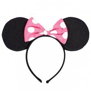 カチューシャ ミニー<br>【Disney Minnie】