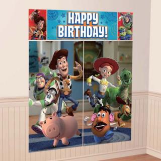 ウォールデコレーション トイ・ストーリー    トイストーリー<br>【Disney Toy Story】