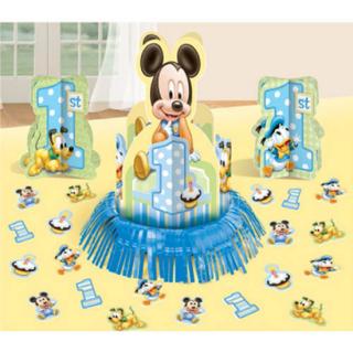 テーブルデコレーション ベビーミッキー<br>【Disney Baby Mickey】
