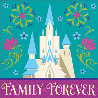 ペーパーナプキンS フローズン<br>【Disney Frozen】