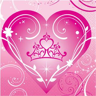 ペーパーナプキンS プリンセススパークル<br>【Disney Princess Sparkle】