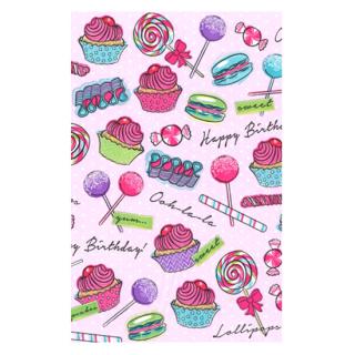 テーブルカバー スウィーツ<br>【Sweet Birthday】