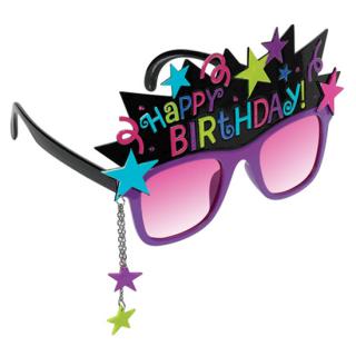 パーティーグラス バースデーシック<br>【Birthday Chic】