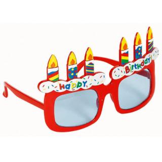 パーティーグラス レッド<br>【Birthday Red】