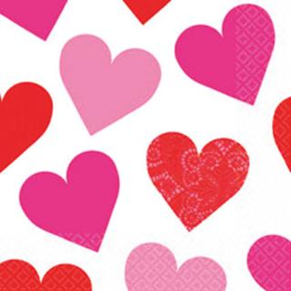 ペーパーナプキンS キューティーハート<br>【Cutie Heart】