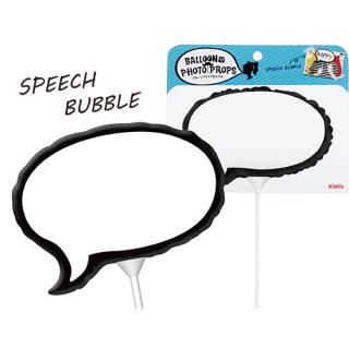 スティックバルーン スピーチバブル<br>【Speech bubble】