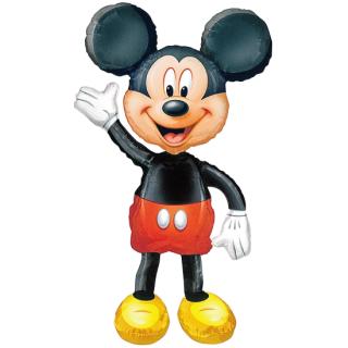キャラクターバルーンL ミッキー<br>【Disney Mickey】