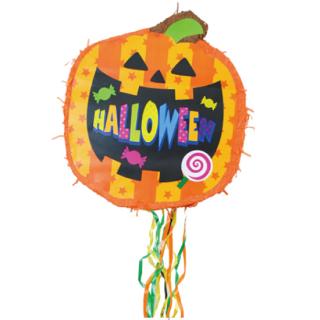 ピニャータ ハロウィン ハロウィ-ン パンプキン かぼちゃ  <br>【HALLOWEEN】