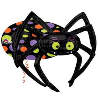 マルチバルーンハロウィン スパイダー バルーン 蜘蛛 クモ 風船 【HALLOWEEN】