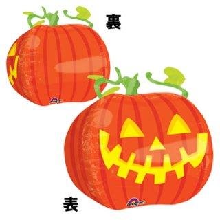 ハロウィン パンプキン かぼちゃ バルーン フィルム風船【HALLOWEEN】