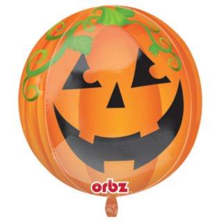 ハロウィン オーブスパンプキン かぼちゃ バルーン 風船 【HALLOWEEN】