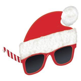 クリスマスパーティー  パーティーグラス サンタハット サンタクロース  めがね【 Christmas 】