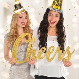 クリスマス ニューイヤー パーティー  フォトプロップス チアーズ Cheers【Christmas&NewYear】