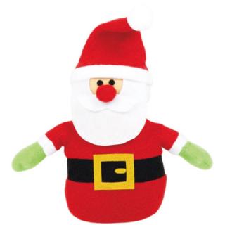 【クリスマス】プラッシュ オーナメント サンタ サンタクロース クリスマスツリー飾り 【Christmas】