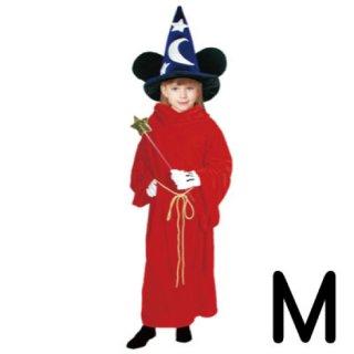 【子供用】コスチューム   仮装  チャイルド  M  ディズニー  ファンタジア  ミッキー   【Disney Mickey】