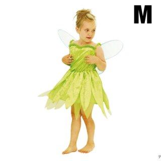 【子供用】コスチューム   仮装  衣装  チャイルド  M ディズニー  ティンカーベル 【Disney】