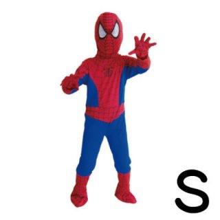 【子供用】コスチューム   仮装  衣装  チャイルド  S  スパイダーマン