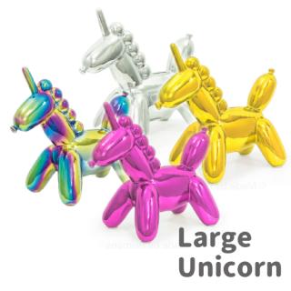 Balloon Money Bank ラージ ユニコーン 貯金箱 【Large Unicorn】【バルーンピギーバンク】