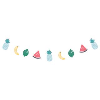 【MY LITTLE DAY】【在庫僅か】ガーランド フルーツ