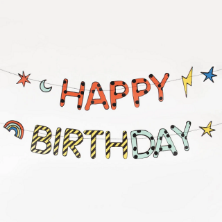 【MY LITTLE DAY】ガーランド HAPPY BIRTHDAY