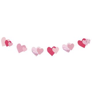 【MY LITTLE DAY】ガーランド ピンクハート