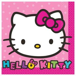 ペーパーナプキン ハローキティレインボー【Hello Kitty】