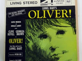 RCA VICTOR FTO-5017 OLIVER [16472]