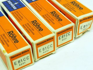 SIEMENS E81/ECC801S 4本 [17124]