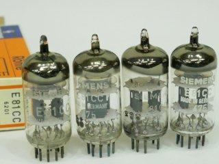 SIEMENS E81CC/ECC801S 4本 [16918]